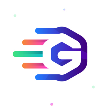 Colorful G Letter Logo